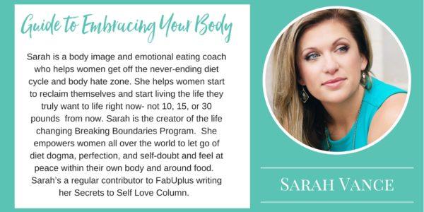 Sarah Bonus Bio